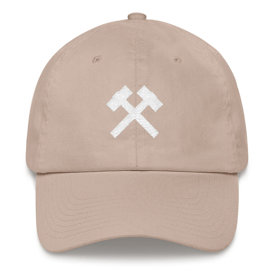 Encrypted Mining Co. Dad Hat