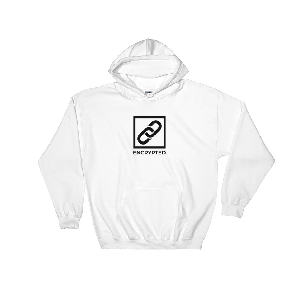 Blockchain Hoodie - Encrypted Apparel