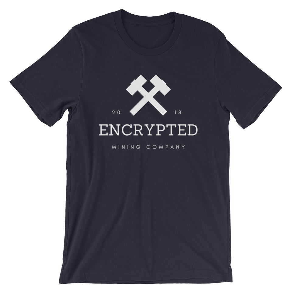 Encrypted Mining Co. (Front)