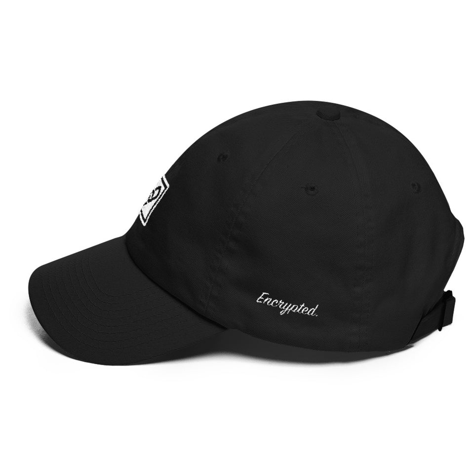 Blockchain Dad Hat - Encrypted Apparel