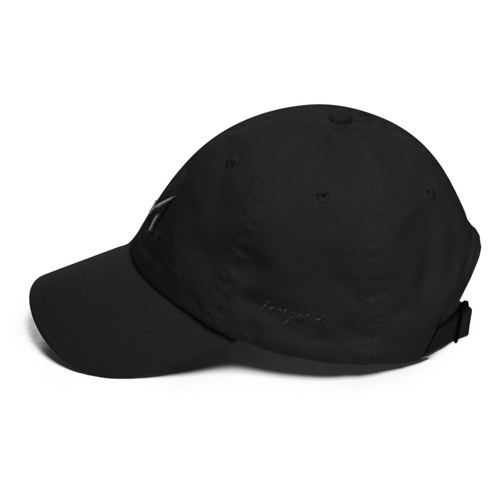 Monero Limited Edition Hat (3D Puff)