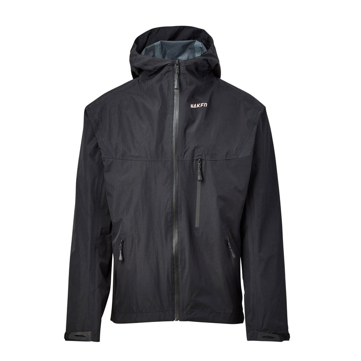 Naked Hockey Jacket Naked Technical Rain Jacket - Unisex