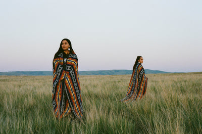 VOGUE - Indigenous Designers & Sustainable Fashion