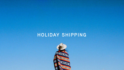 Order Now for Guaranteed Holiday Shipping