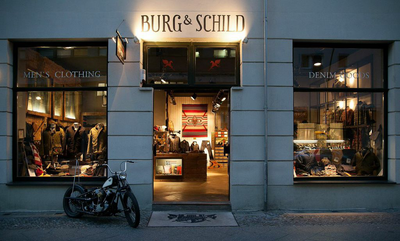 SHOPLIGHT: BURG & SCHILD