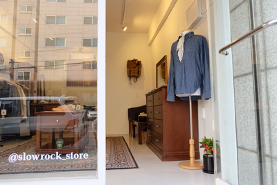 SHOPLIGHT: SLOWROCK SEOUL