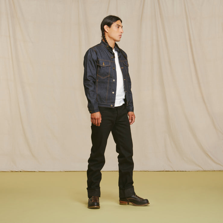 Selvedge Denim Rider
