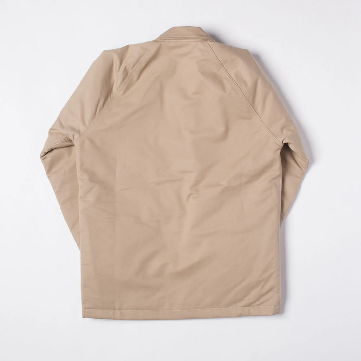 Club Coat Khaki