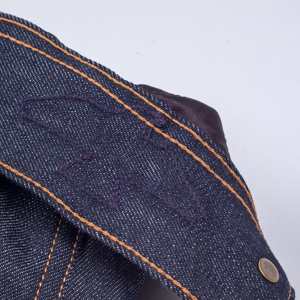 Thunderbird Jacket | Japanese Nihon Menpu Denim