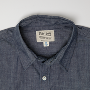 Mohican Crew Shirt Chambray