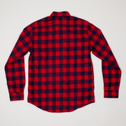Mohican Crew Shirt Red Indigo