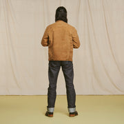 Wax Rider Coat Brown