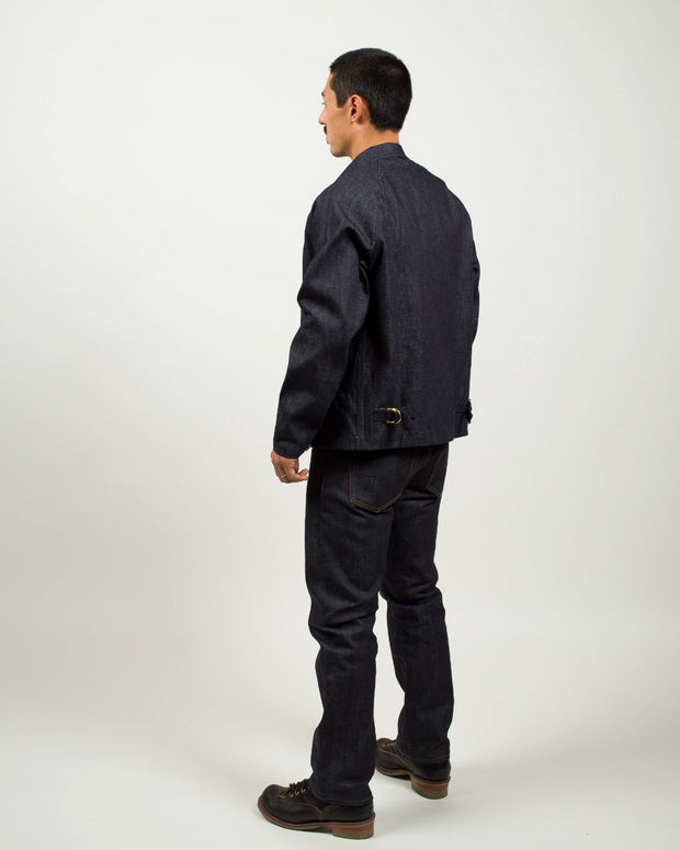 The Shop Jacket Denim