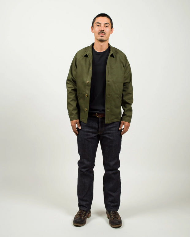 The Shop Jacket Olive