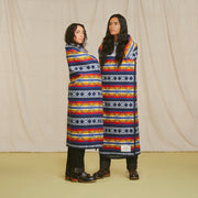 """We Walk Together"" Wool Blanket"