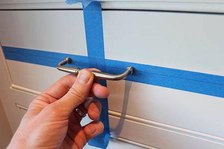 How to Install Cabinet Hardware