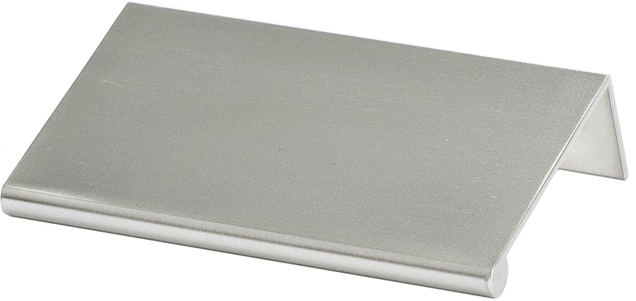 57mm Finger Pull Brushed Nickel Bravo Collection
