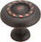"1-1/4"" Mushroom Cabinet Knob Oil Rubbed Bronze - Inspirations Collection"