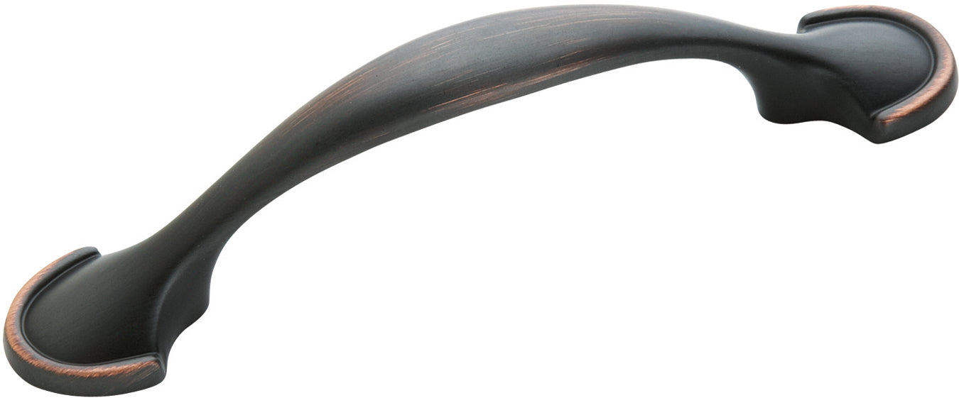"3"" Handle Cabinet Pull Oil Rubbed Bronze - Allison Value Collection"