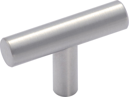 "1-15/16"" T-Bar Knob Stainless Steel"
