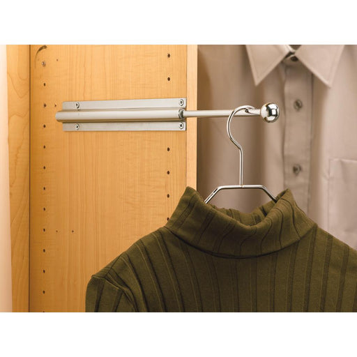Chrome Closet Valet Rod