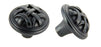 Andrew Claire Collection 32mm Braided Knob Weathered Black (AC-82115.DACM)
