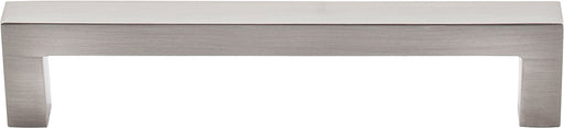 "5-1/16"" Square Bar Pull Brushed Satin Nickel - Asbury Collection"