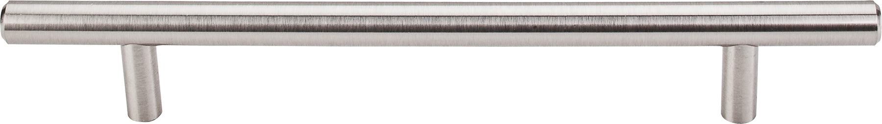 "6-5/16"" Hopewell Bar Pull Brushed Satin Nickel"