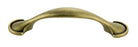 "Andrew Claire Collection 3"" Deco Pull Antique Brass (AC-3167.ABM)"