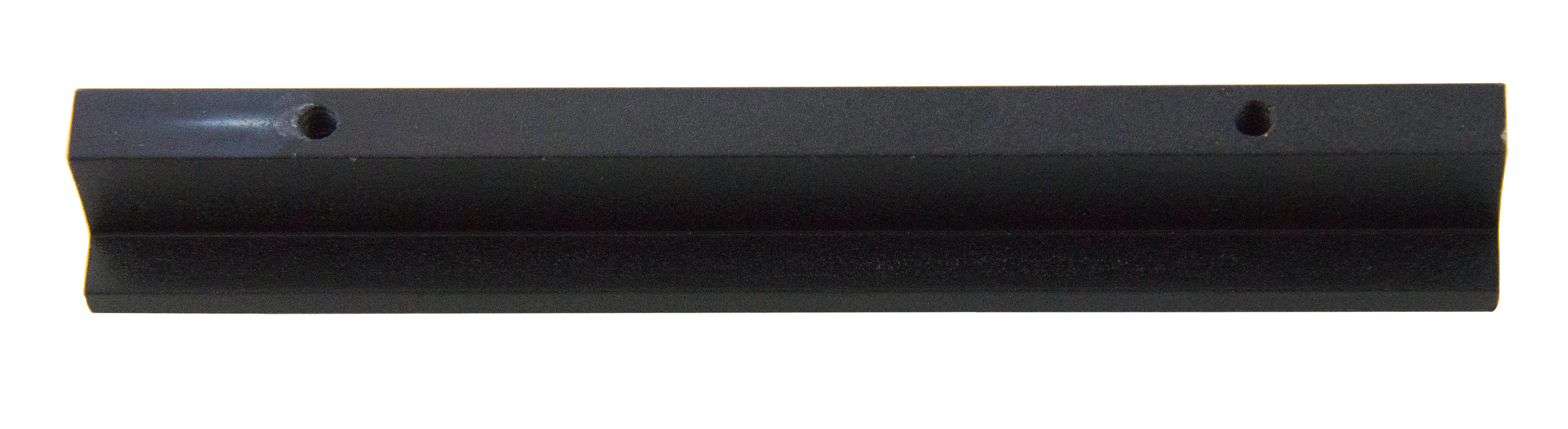 Andrew Claire Collection 96mm Contemporary Aluminum Pull Black Wrinkle Powder (AC-80215.BKW)