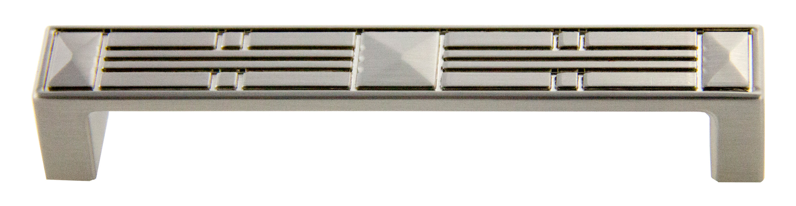 "Andrew Claire Collection 5"" Craftsman Pull Satin Nickel (AC-81929.SN)"