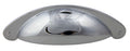 "Andrew Claire Collection 3"" Hooded Cup Pull Polished Chrome (AC-8233.PC)"