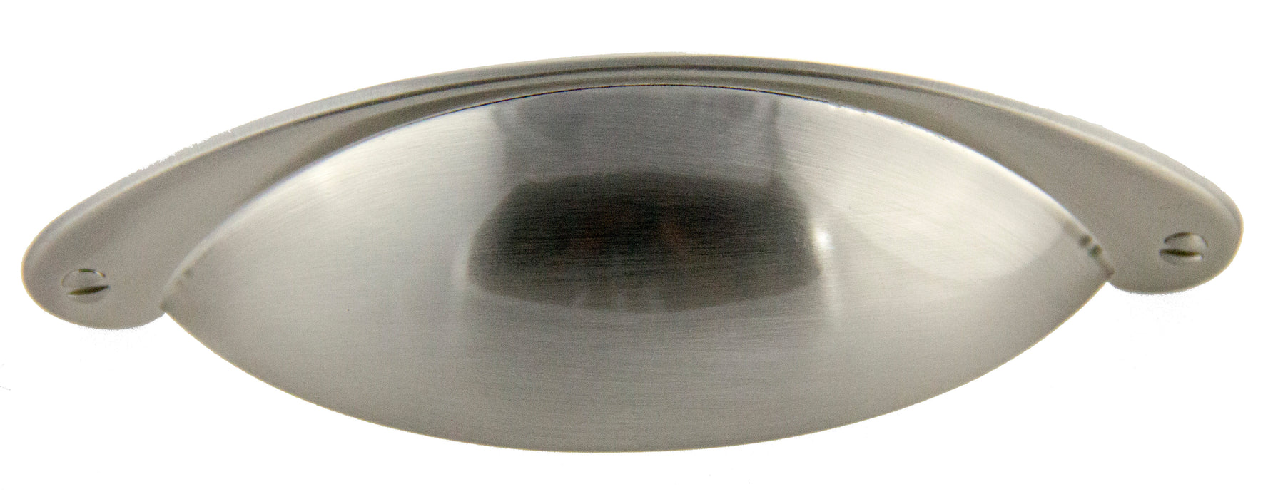 "Andrew Claire Collection 3"" Hooded Cup Pull Satin Nickel (AC-8233.SN)"