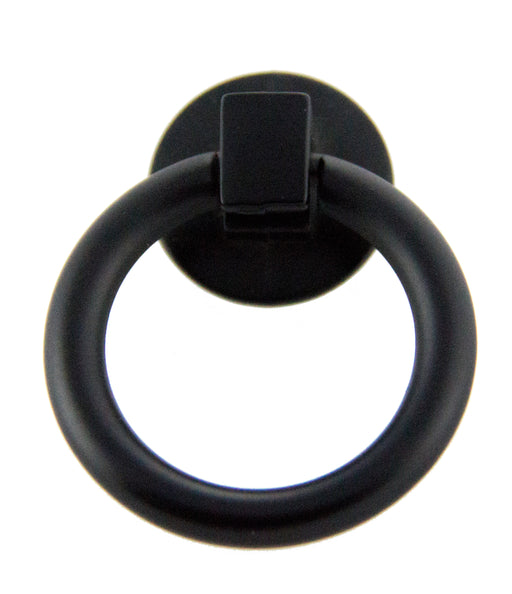 Andrew Claire Collection Ring Pull Matte Black (AC-1501.BK)