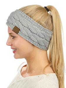 CC Beanie  Fleece Lined Headbands