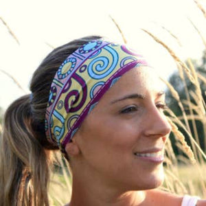 Obstacle Yoga Headband