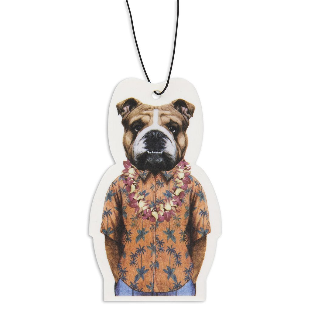 Bulldog Air Freshener