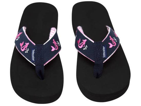 Mermaid  Vibes Flip Flops