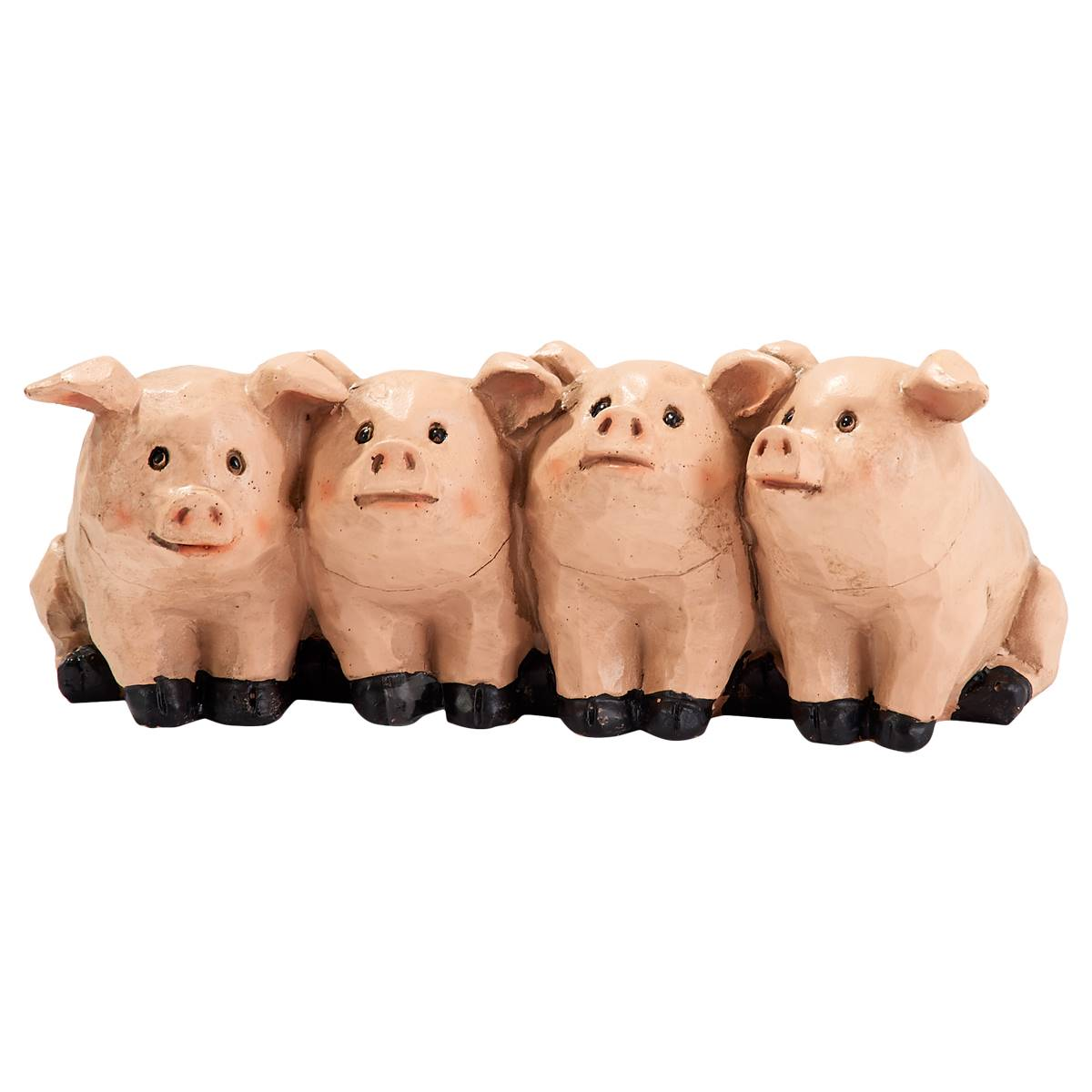 Pigs In A Row