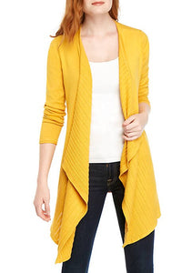 Golden Rod Cardigan