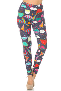 April Showers Leggings