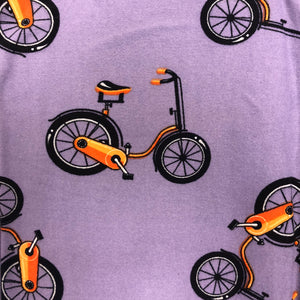 Orange Bikes Leggings