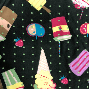 Delectable Desserts Leggings