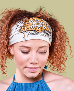 Flower Child Boho Headband