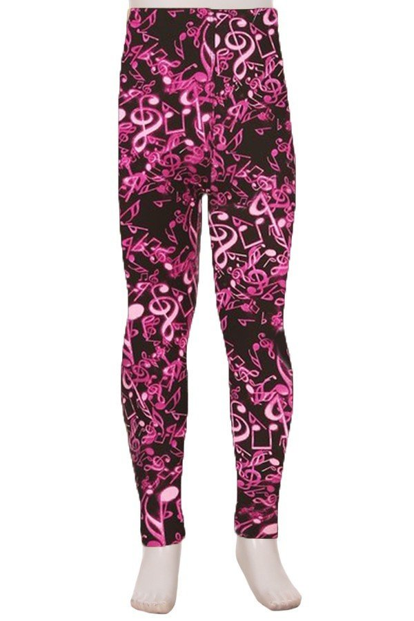 Musical Melody Leggings