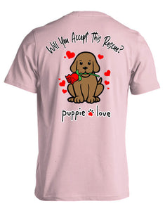 Bachelor Pup T-Shirt