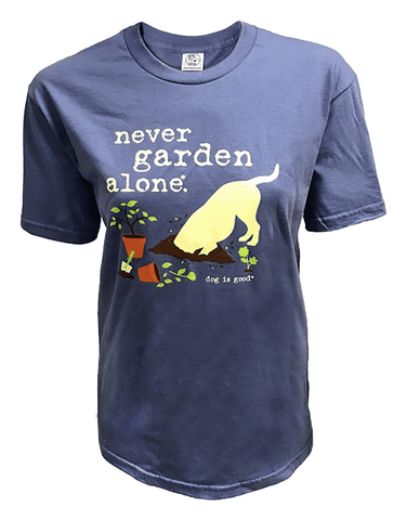 Never Garden Alone T-shirt
