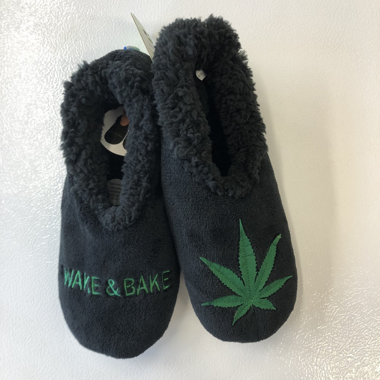 snoozies! Wake & Bake Slippers