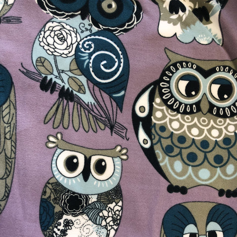 Owl Be There For You Leggings/Capris