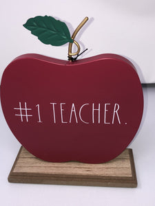 # 1 Teacher Decoration